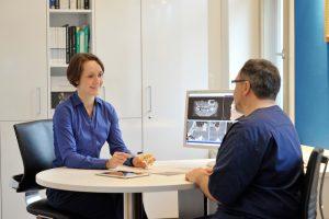 Beratung in der Potsdamer Oralchirurgie