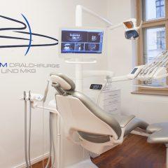 Behandlungsraum Potsdam Oralchirurgie