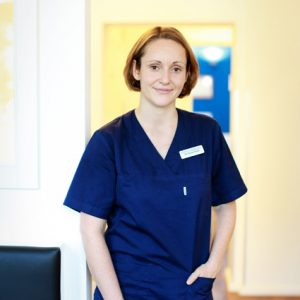 Dr. Zsuzsa Dudás - Potsdam Oralchirurgie
