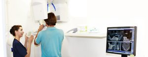 Digitale 3D - Technologie (DVT) Potsdam Oralchirurgie