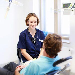 Praxisimpressionen Oralchirurgie Potsdam
