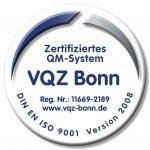 ISO Zertifizierung